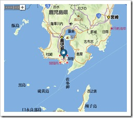 kagoshima-ibusuki-map
