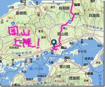 kurashiki-map